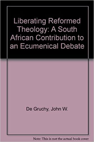 Book Liberating Reformed Theology: A South African Contribution to an Ecumenical Debate