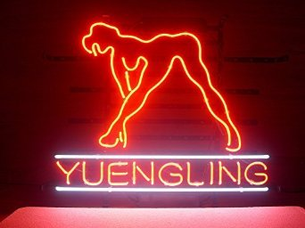 New Larger Yuengling Live Nudes Girl? Neon Light Sign 20''x16'' H624(No More Long Waiting for WEEKS/MONTHS with Fast Shipping From CA With FREE USPS Priority Mail)