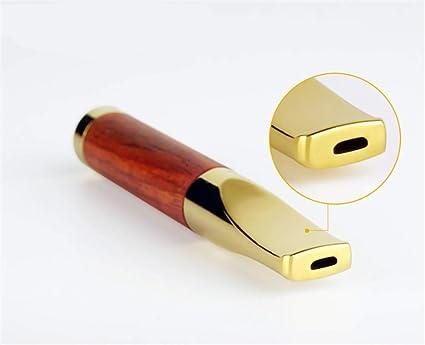 LBKKBL Soporte para Cigarrillos de Madera metálico Tipo de ...