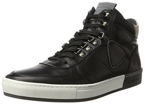 Strellson Herren Radcliffe Evans Sneaker Mfu Schwarz (Black)