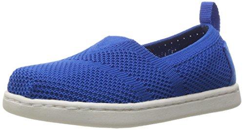 TOMS 10009924 MESH Alpargata - K, Blue, 11 M US Little Kid (Toms Mesh Shoes)
