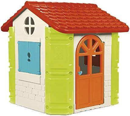 FEBER - Casita infantil para el jardín, Feber House (Famosa 800010248): Amazon.es: Juguetes y juegos