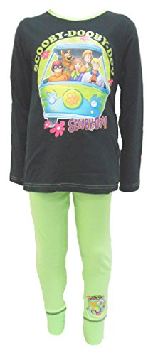 Scooby-Doo Mystery Machine Girls Pajamas 5-6 -