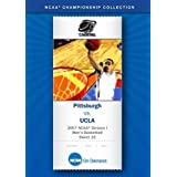 2007 NCAA(r) Division I Men's Basketball Sweet 16 - Pittsburgh vs. UCLA