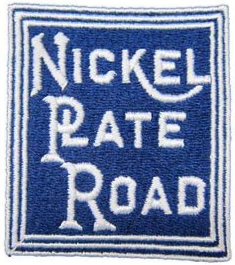 den54LS Daylight Sales Nickel Plate Road Long Sleeve Embroidered Denim