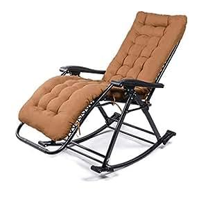 Amazon.com: Silla reclinable de balcón XIAOPING, moderna ...