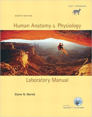 Human Anatomy & Physiology Laboratory Manual, Cat Version (8th ...