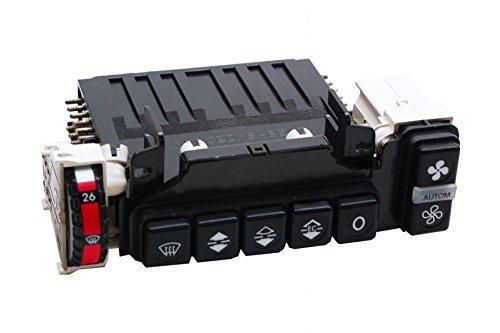 Control Climate Mercedes Benz (1078302785, Mercedes 86-0 560SL Climate Control Module, MB HVAC Control Switche)