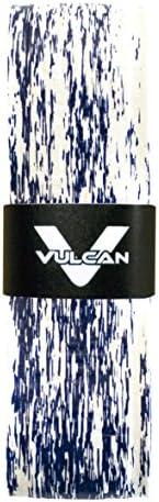 Vulcan 1.75mm Bat Grip, Navy Splash