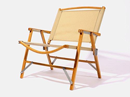 【正規品】 Kermit Wide Chair (カーミットワイドチェア) BEIGE (ベージュ) KCC-206   B07B9KPN4J
