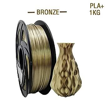 LEE FUNG filamento de impresora 3D PLA Plus(PLA+) de 1,75 mm con ...