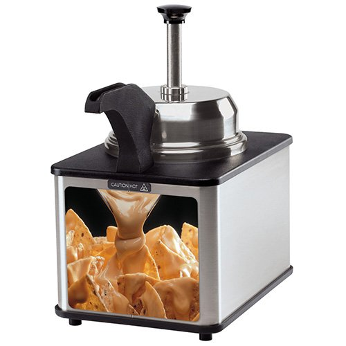 Server Products 81140 Self Service Hot Fudge/Cheese/Caramel Warmer, 3 Qt. Capacity