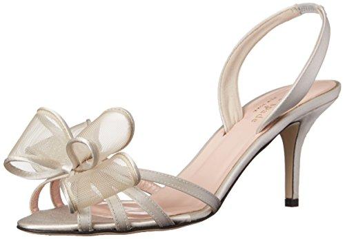 Kate Salerno York Grey Spade Sandal Dress Dove Women's New rqr4wzp