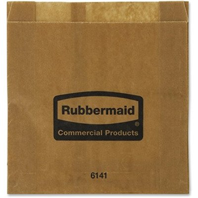Rubbermaid Commercial製品RCP 1781466 WXD Ppr F/RCP 13 Waste R ecep 500 /ケースRCP 1781466   B00NWT9IC2