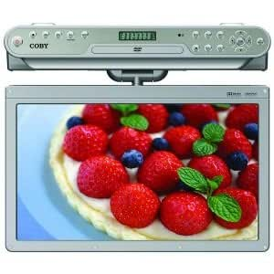 COBY KTFDVD1560 15 LCD UNDER-CABINET AM/FM/DVD HDTV