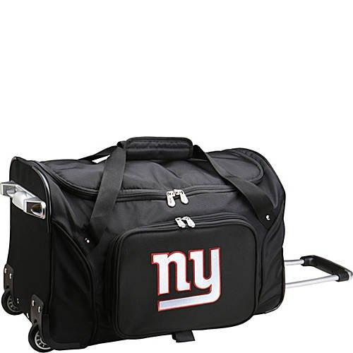 NFL 22'' Rolling Duffel New York Giants by TableTop King