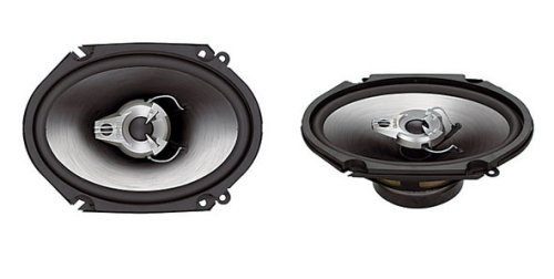 Clarion SRQ6830C 6-Inch X 8-Inch 3-Way Multiaxial Speaker System