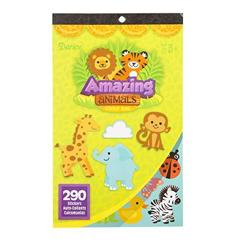 Darice 30007220 Sticker Book