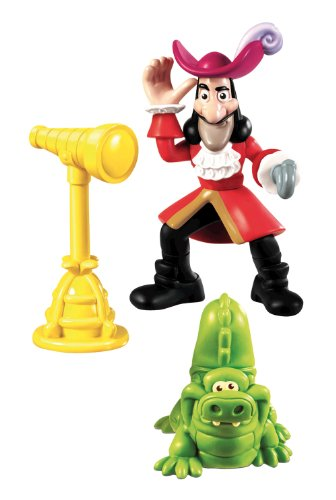 Fisher-Price Jake and the Never Land Pirates: Hook & Tick Tock Figure Pack -