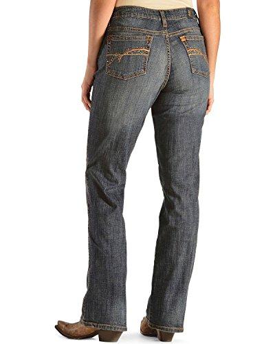 Wrangler Women's Aura Instantly Slimming Jeans Denim 18 A - Slimming Aura Instantly Jeans