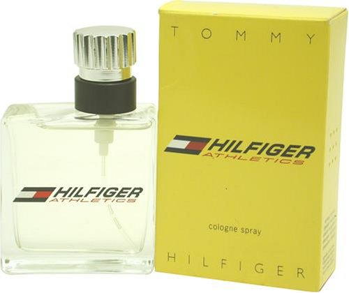 Athletics By Tommy Hilfiger For Men. Cologne Spray 1.7 Ounces