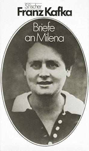 Briefe an Milena Gebundenes Buch – 1. Oktober 1952 Willy Haas Franz Kafka S. FISCHER 3100381041