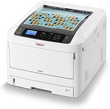 OKI C834dnw Color 1200 x 600 dpi A3 WiFi - Impresora láser ...