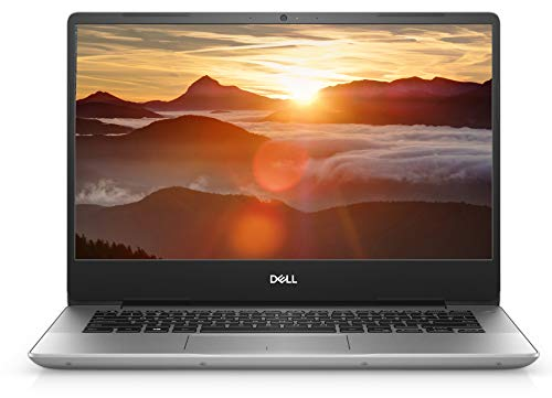 Dell Inspiron 14 5485 i5485-A186SLV-PUS Laptop (Windows 10 Home, AMD Ryzen(Tm) 3 3200U, 14″ LED Screen, Storage: 128 GB, RAM: 4 GB) Silver