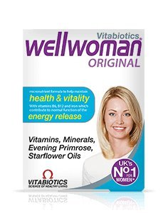 Wellwoman Advanced Vitamin & Mineral Formula With Evening Primrose & Starflower Oils 30 Capsules by Wellwoman 30 Caps