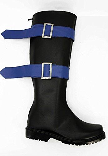Yu-gi-oh! Seto Kaiba Cosplay Chaussures Bottes Faites Sur Commande