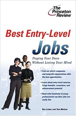 amazon best entry level jobs career guides princeton review