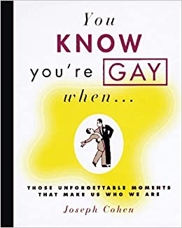 when do you know you are gay