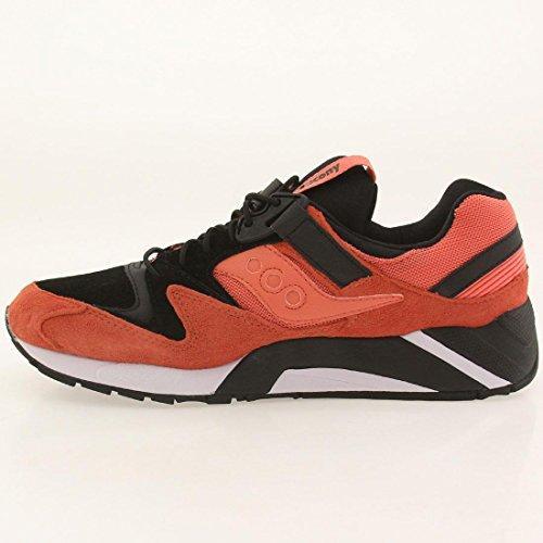 SAUCONY ORIGINALS Type A, Sneaker Uomo Arancione