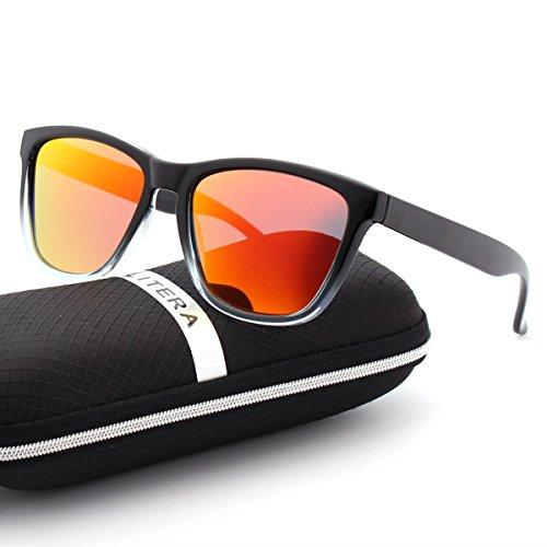 ELITERA Sunglasses Gradient Designer Polarized