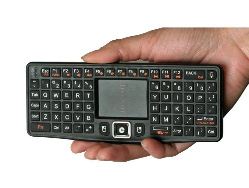 Rii Touch N7 Wireless Keyboard