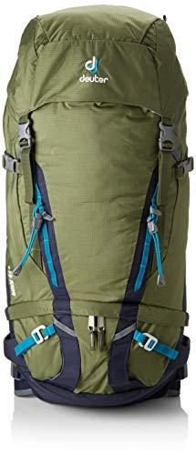 Deuter Guide 45+ Backpack, Khaki Navy