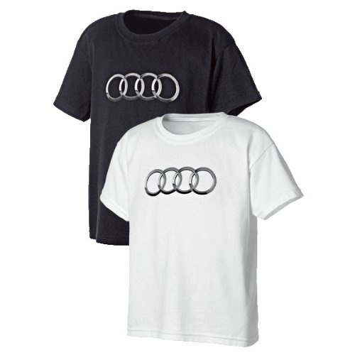 genuine-audi-youth-rings-tee-shirt-black-size-youth-small-6-8
