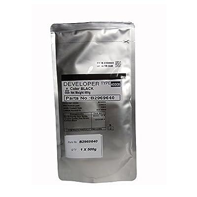 2Bag, Photocopy Machine, Developer Powder For Ricoh Aficio, Suitable For MP 3500 4000 4001G 4002 4500 5000 5001G, Copier Parts MP3500 MP4000 B2969640 Type 4000B 18
