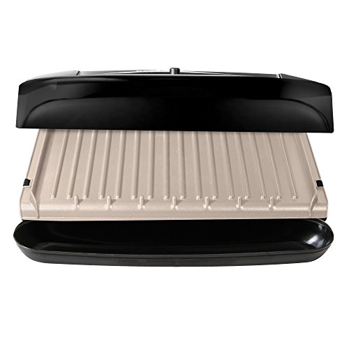 how to cook hotdog on george foreman grill