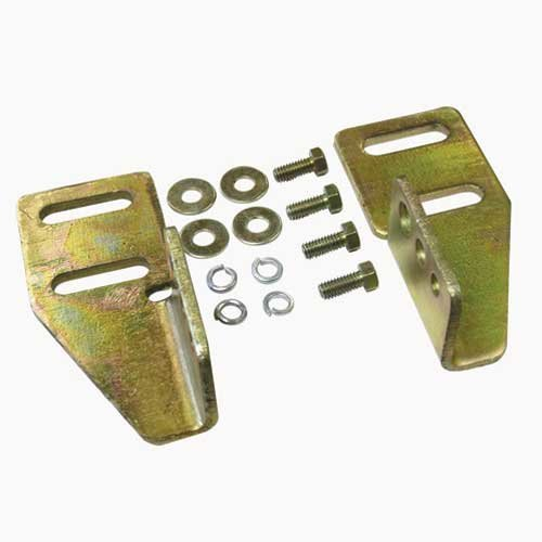 Seat Brackets 2 Piece Set Kubota Massey Ferguson Yanmar Ford International Mitsubishi New Holland White Hinomoto John Deere Case IH Satoh Iseki Allis Chalmers Mahindra Deutz Rhino Cub Cadet Kumiai All States Ag Parts