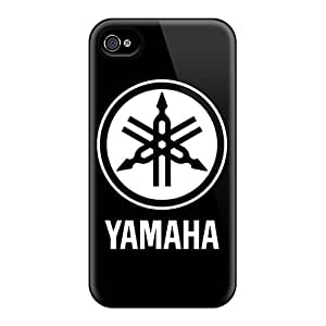 Shock Absorption Hard Phone Cover For Iphone 6 With Support Your Personal Customized Colorful Yamaha Skin DustinFrench