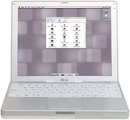 amazon com apple ibook laptop 500 mhz powerpc g3 64 mb ram 10 gb rh amazon com iMac G4 iBook G5