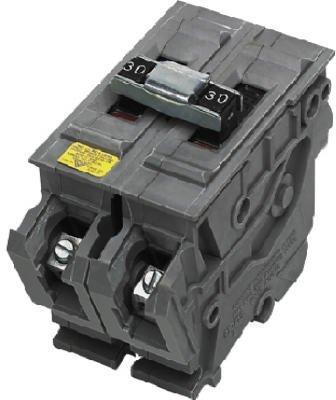 50A DBLPole CircBreaker Connecticut Electric WA250