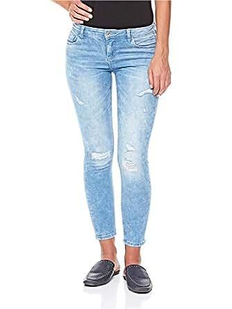 Lee Cooper Vintage Skinny Jeans for Women - Blue