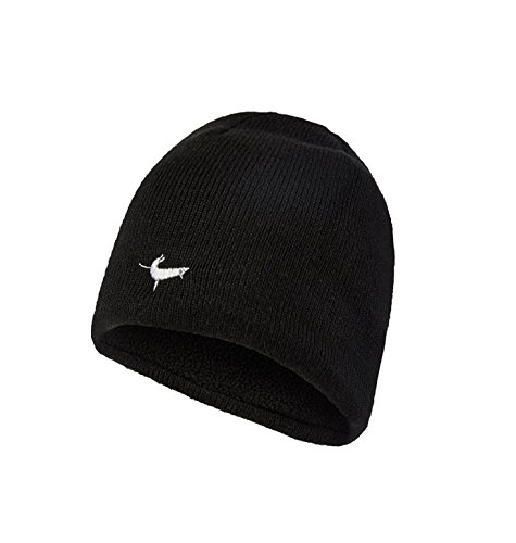 Beanie Hat, Black, S-M ()