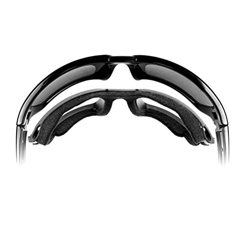 X gafas Matte Grey tamaño M Wiley Black WX Unisex color gravedad de Gloss sol Black Ops Smoke L qHtxdw