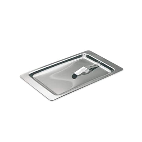 Supreminox Bandeja Rectangular Con Clip, acero inoxidable ...