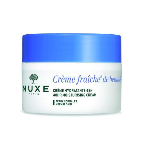 Nuxe Crème Fraîche de Beauté Crème Hydratante 48H 50 ml 3264680012297