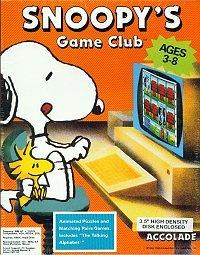DOS) (Snoopy Club)