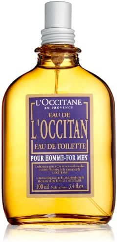 L'Occitane Eau De Toilette for Men, 3.4 fl. oz.